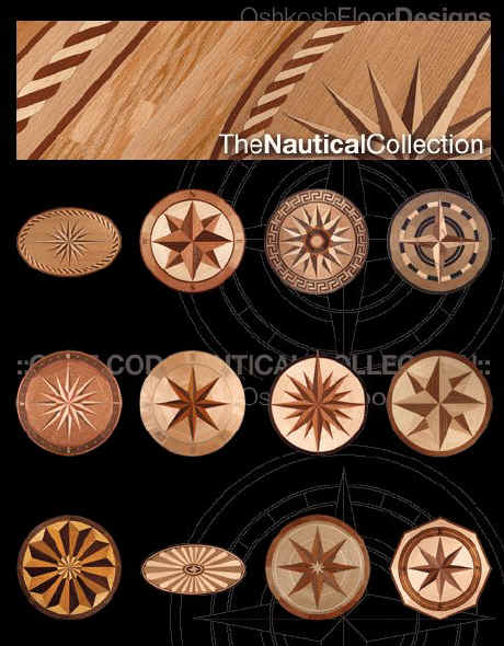 Wood Flooring Medallion Wholesale Distributorwholesale Hardwood